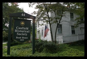 canfield historical society